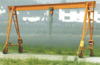 Buy Small gantry (portal) cranes