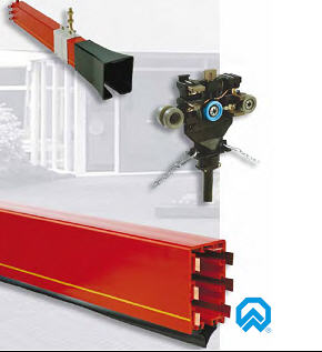 Buy Systems of the AKAPP trolley current leads (Holland)