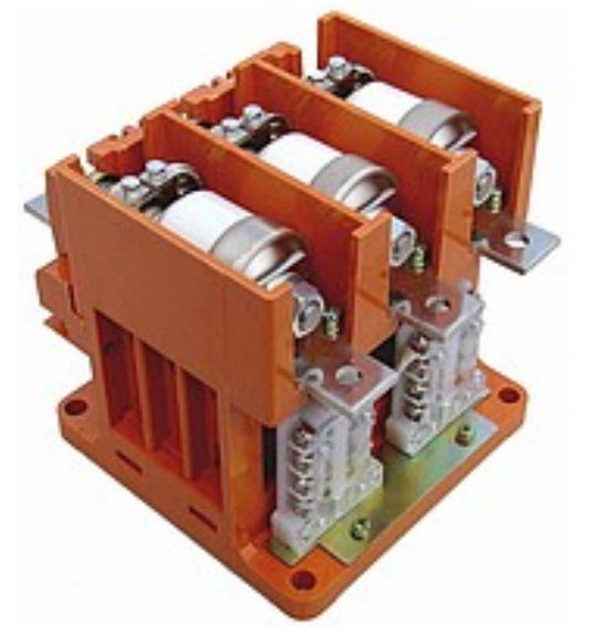 Buy Contactors vacuum low-voltage KVNS 3-250/1,14-4,5. Vacuum contactors are characterized by small overall dimensions and small weight. The work resource many times is more than at similar type of electromagnetic contactors.