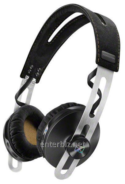 Гарнитура Sennheiser Momentum M2 Oebt Black (506252), арт.136685