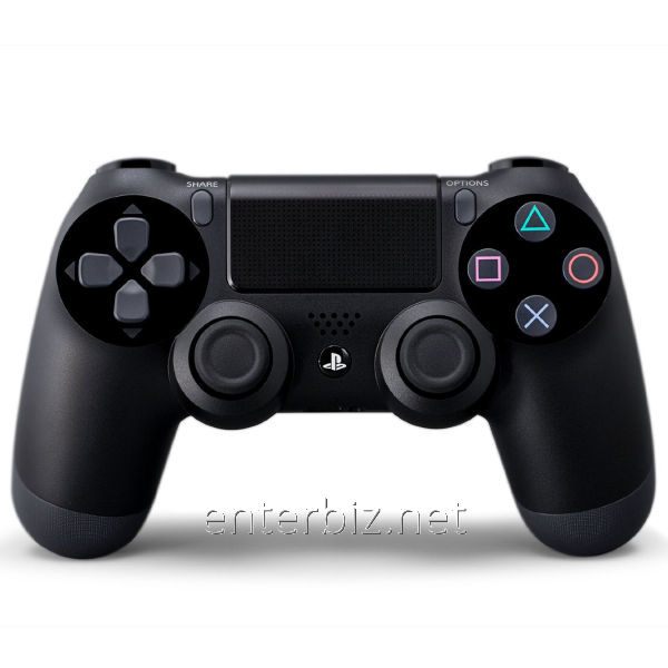 Геймпад Беспроводной Sony Ps4 Dualshock 4 Black Ddp, арт.129681