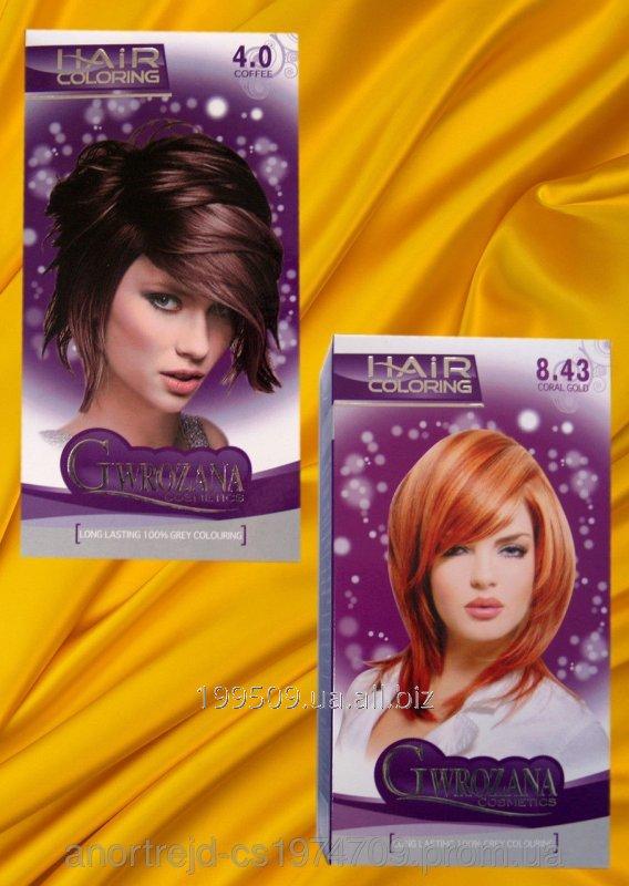 Краска для волос Gwrozana,  Palette,Garnier,L'oreal