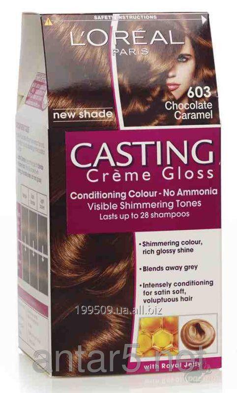 Краска для волос L'oreal, Garnier, Excellence, Palette
