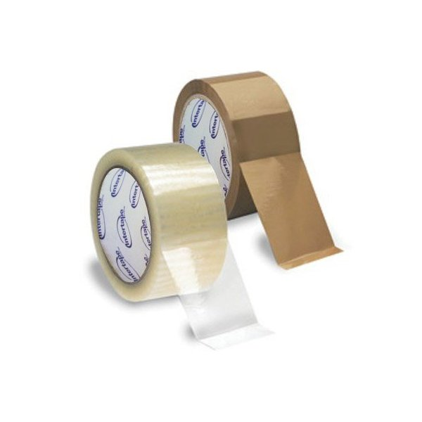 Buy The tape of packaging sticky 72 mm, length is 25 m