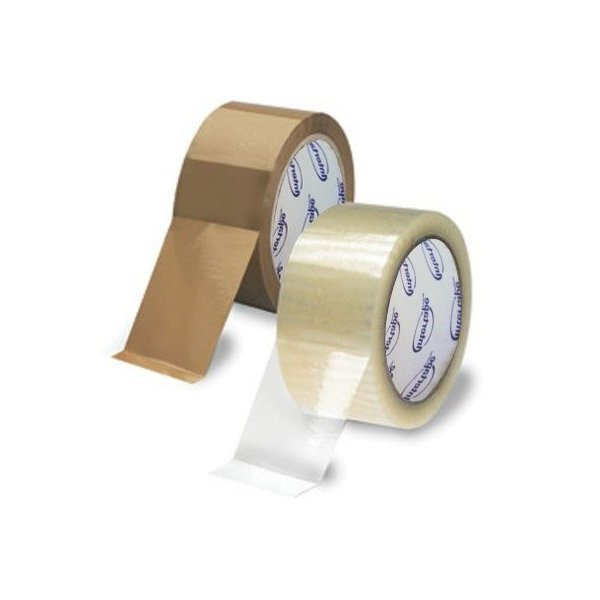 Buy The tape of packaging sticky 72 mm, length is 50 m