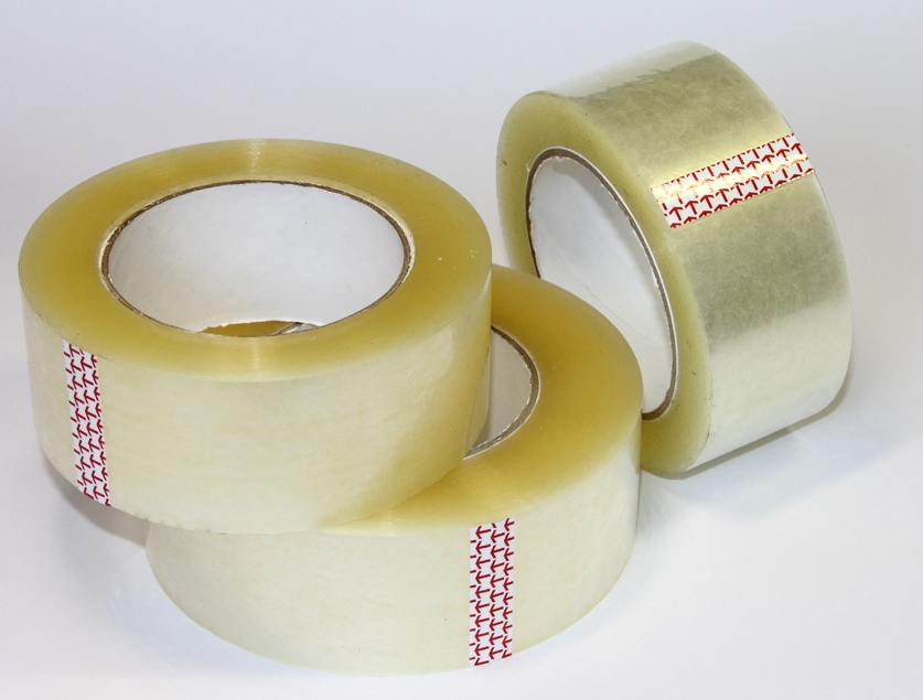 Buy The tape of packaging sticky 72 mm, length is 200 m