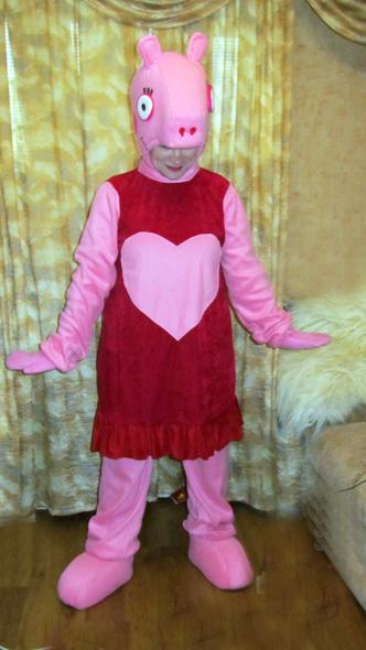 Карнавальный костюм Свинки Пеппы купить в Днепр b2d3b28798a7e