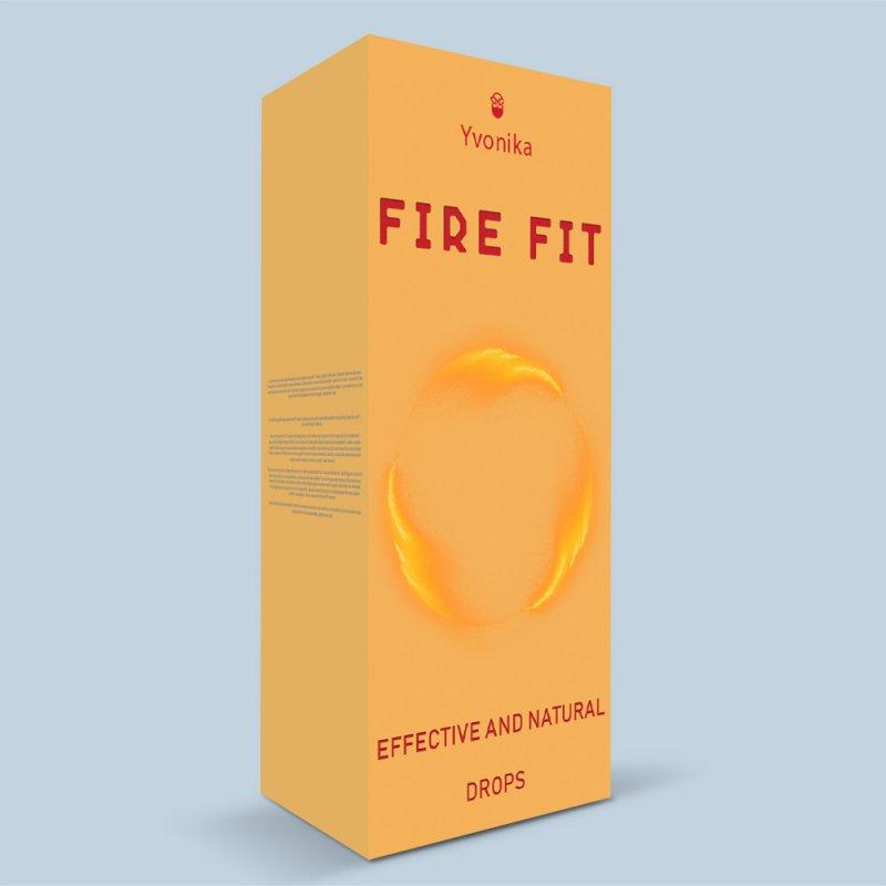 Капли для похудения Fire Fit (Фаер Фит)