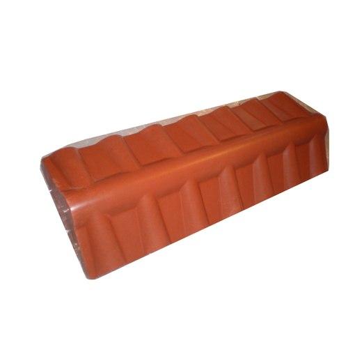 Купить Парапет бетонний Черепиця