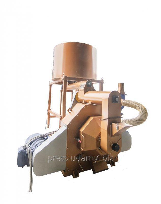 Гранулятор GRP-1.5 для прессования отходов производства