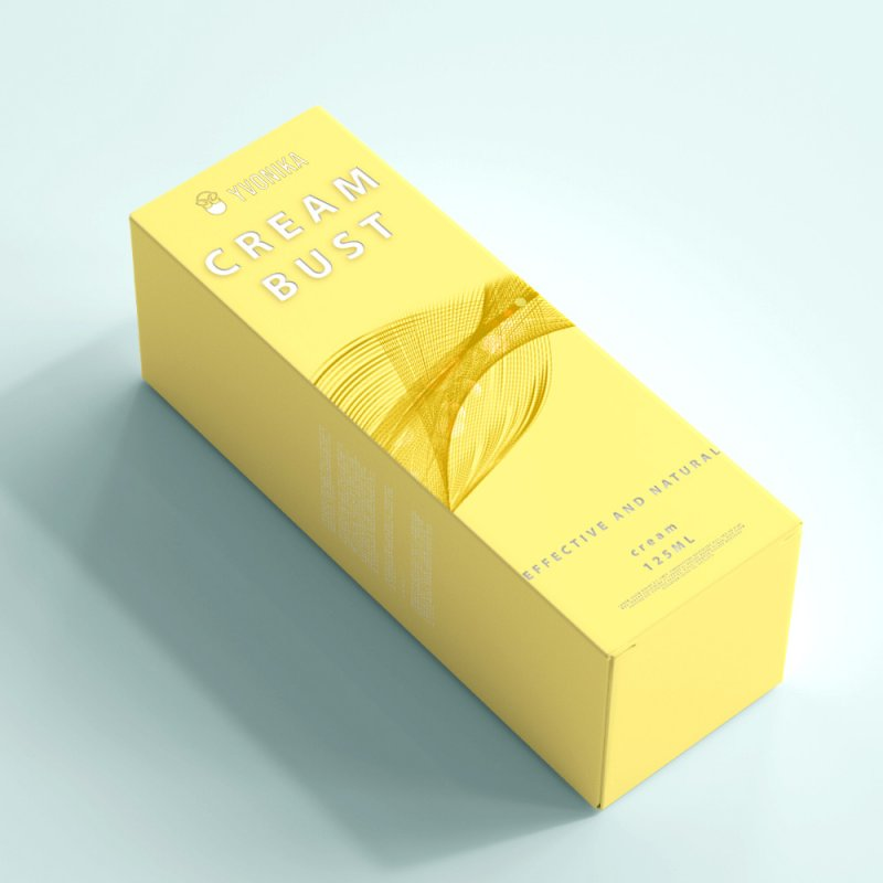 Cream Bust (крим бюст) - крем для упругости бюста