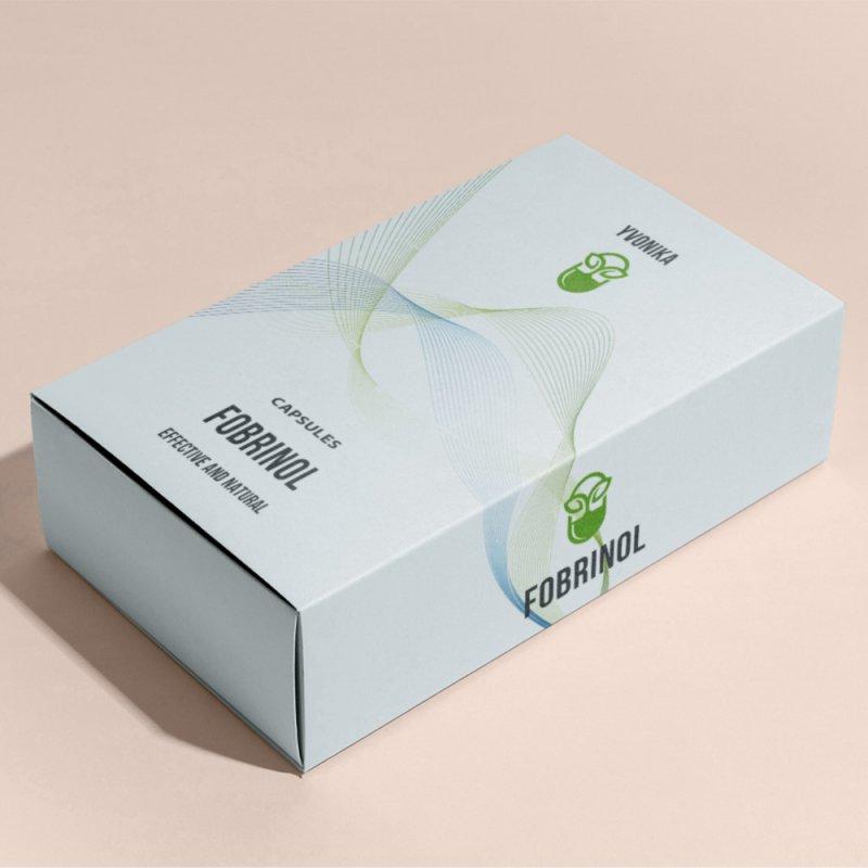 Капсулы от диабета Fobrinol Фобринол