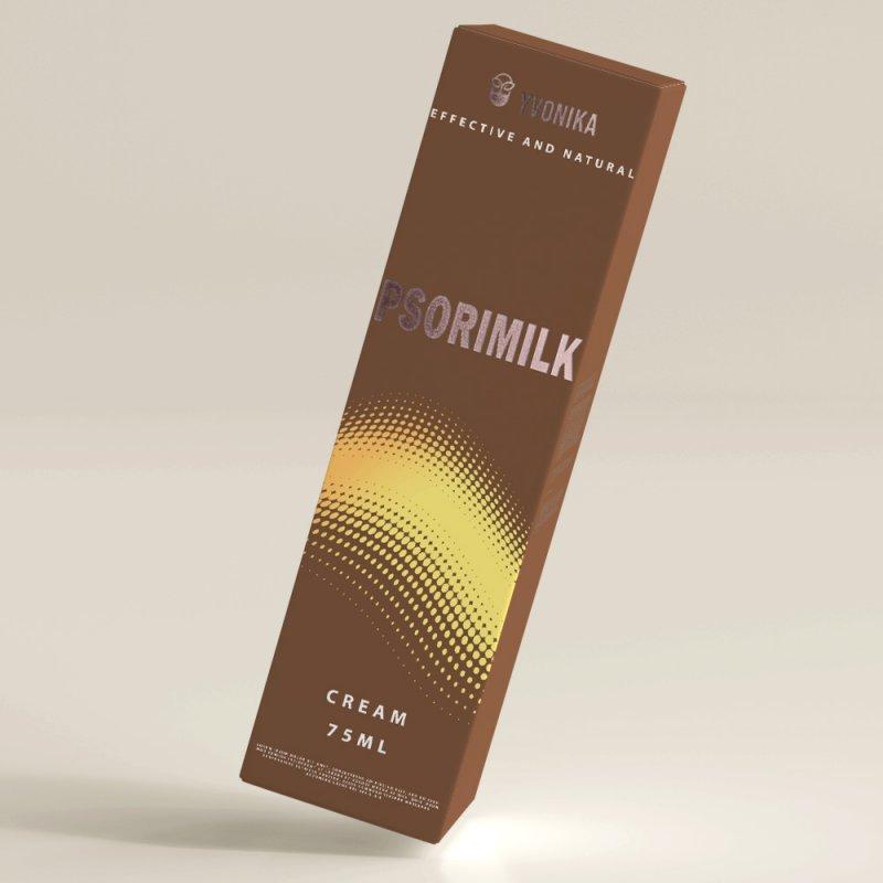 Psorimilk (Псоримилк) - крем от псориаза
