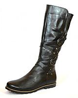 Сапожки высокие подростковые кожаные для девочки Каприз 38 размер ... cb69c7f08f6c6