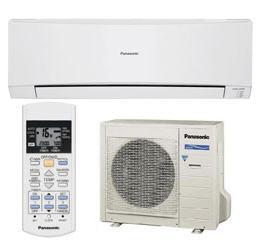 Купити Кондиціонери Panasonic Deluxe CS/CU-EMKDW це моделі з удосконаленою повітроочисною системою й високої енергоеффективностью.