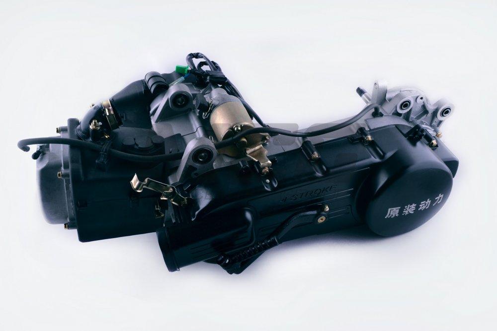Engine 4T GY6 150cc 157QMJ Evo mod:2