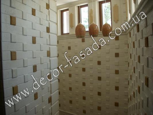 Buy Natural rakushnyak, limestone for internal finishing of rooms