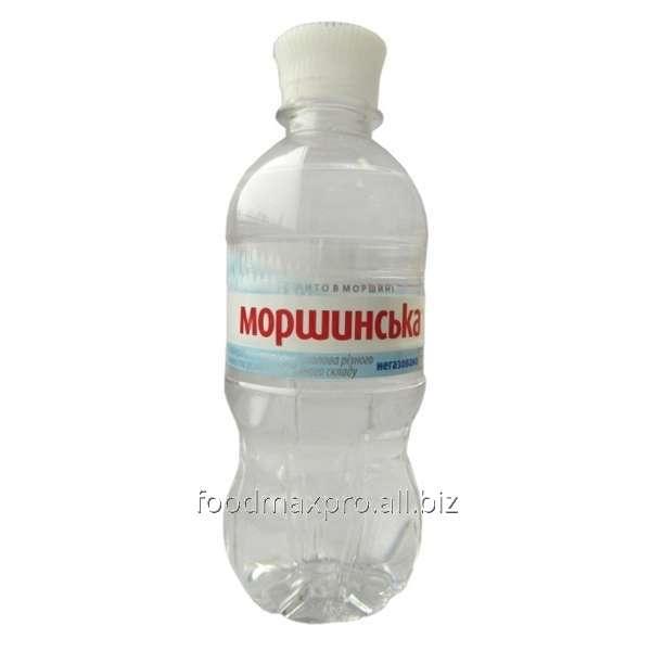 Купить Вода минеральная Моршинська негазированная 0,33л