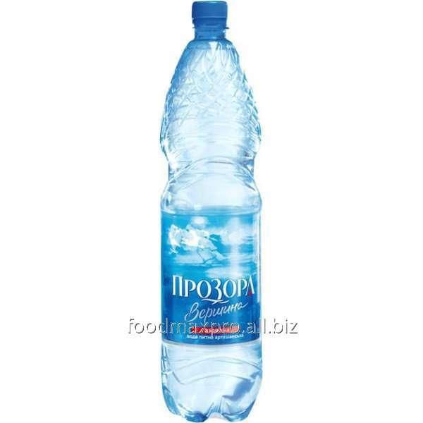 Купить Вода минеральная Прозора газ 0,5л