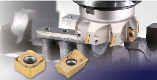 Buy New milling alloy of TT6080 for cast iron processing