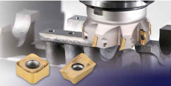 Купить Новый фрезерный сплав ТТ6080 для обработки чугуна