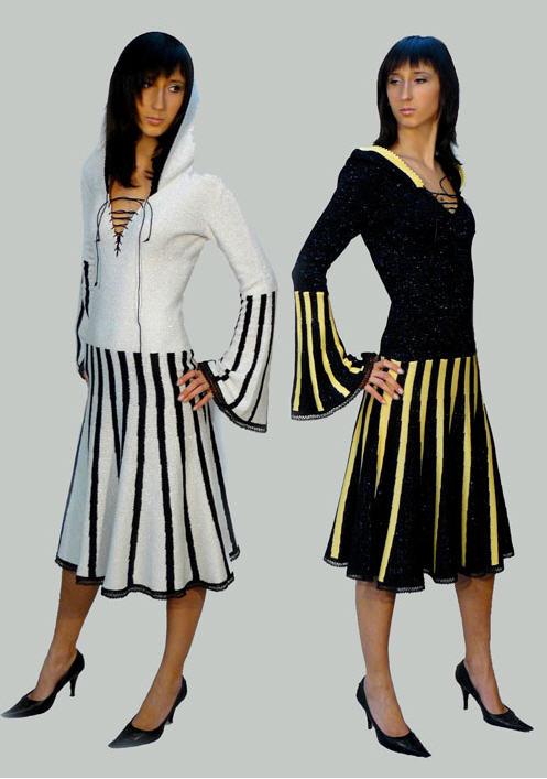 Трикотажные платья платья и сарафаны
