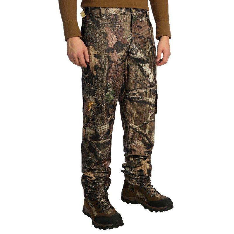 Штаны для охоты и рыбалки летние Browning Wasatch Mesh Lite Pants