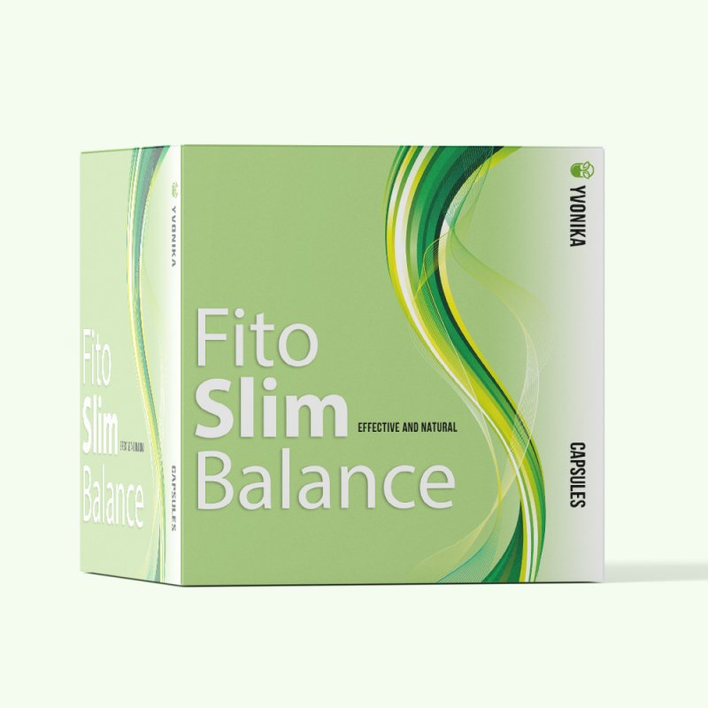 Капсулы для похудения Fito Slim Balance фито слим беленс