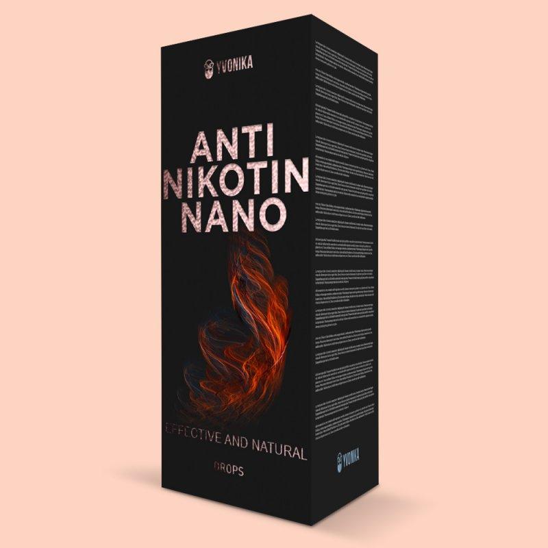 Спрей против курения Anti Nikotin Nano анти никотин нано