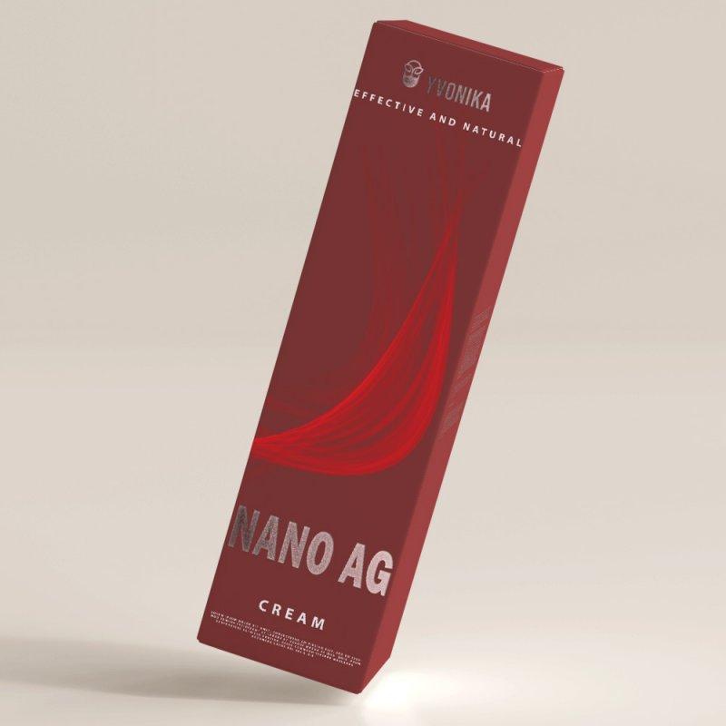 Нано-гель от псориаза Nano ag нано серебро