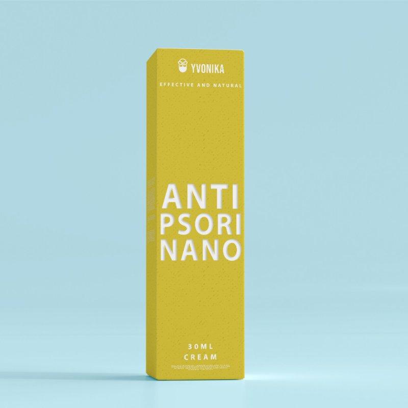 Крем от псориаза Anti Psori Nano анти псори нано