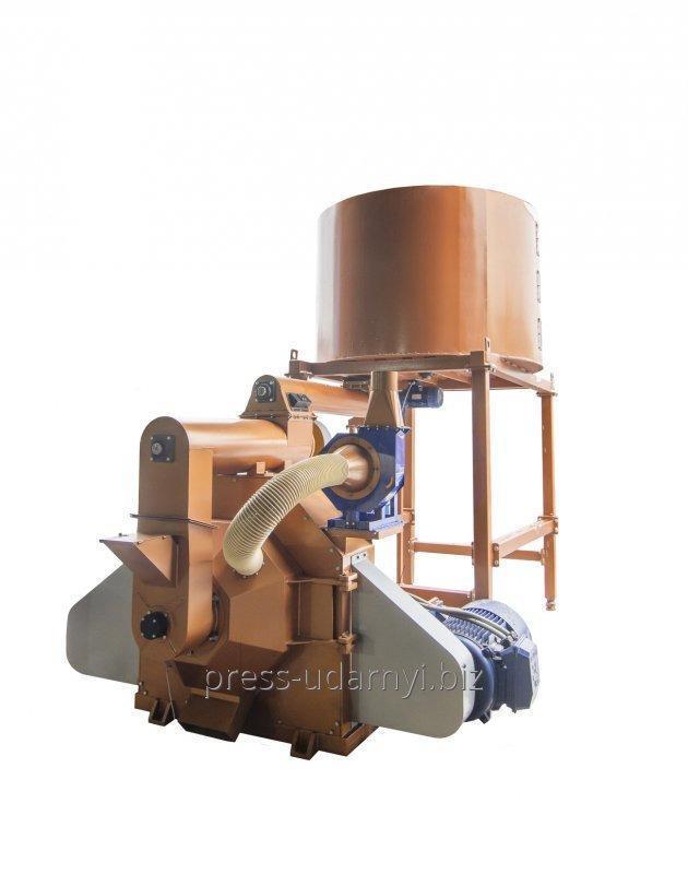 Гранулятор опилок GRP-1.5
