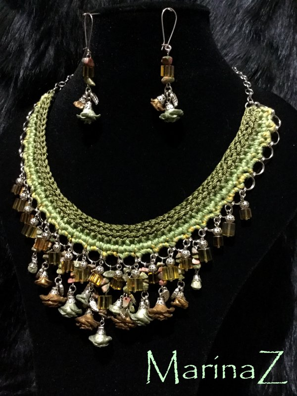 "Buy Set ""Emerald"