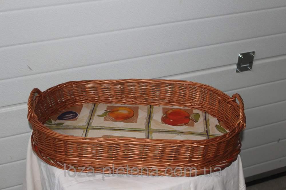 Купить Корзины плетенные для хлеба