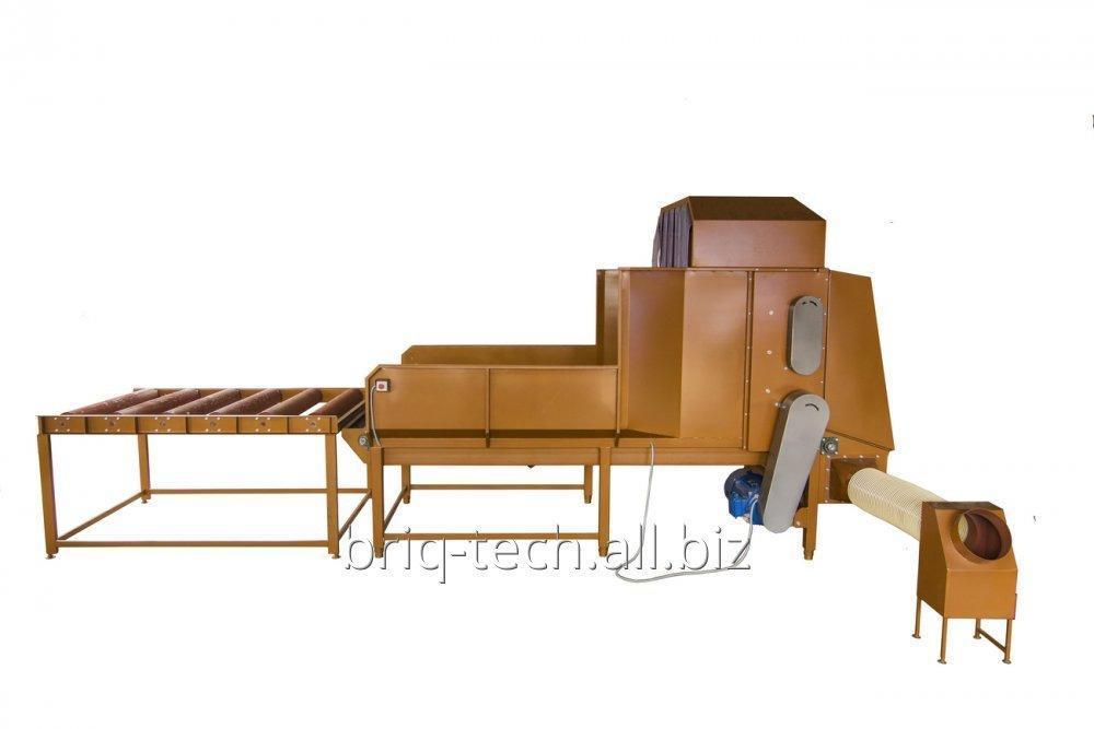 Дробилка тюков соломы ИТС-1