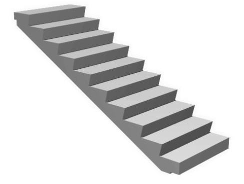 Лестницы железобетонные