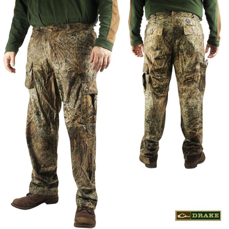 Штаны для охоты и рыбалки летние Rutwear Early Season Utility Pants