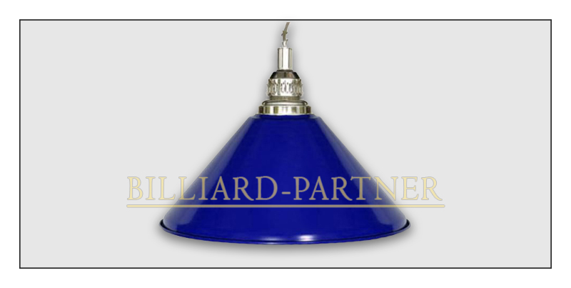 Купить Лампа бильярдная Lux Blue