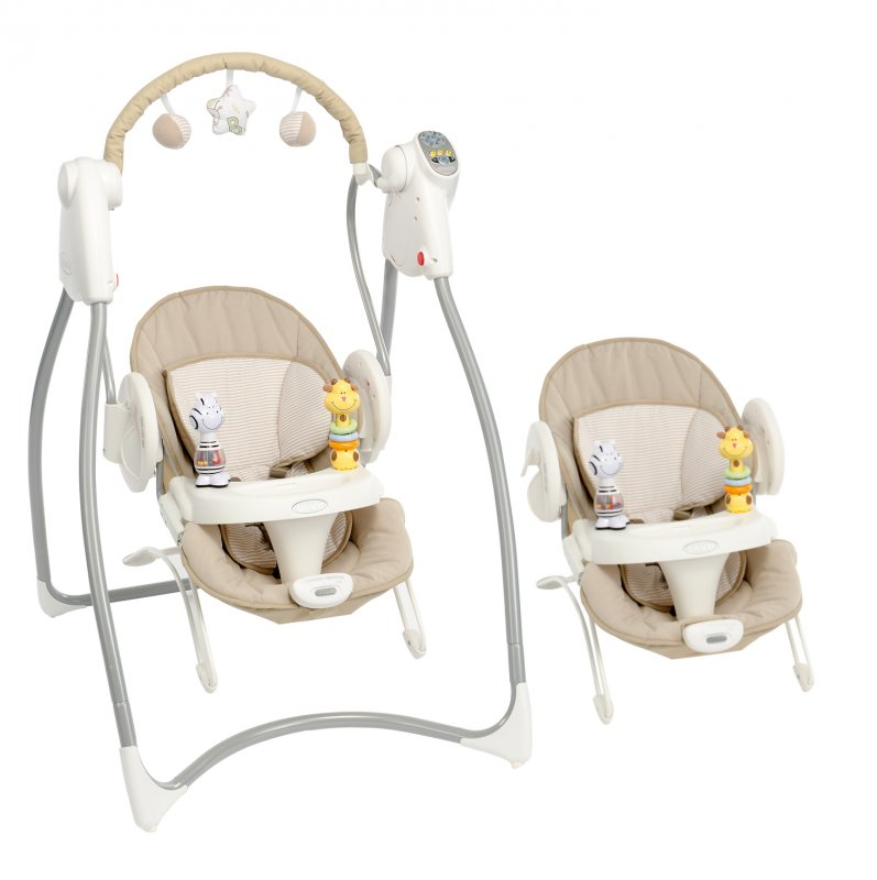 best website 8aee9 2cd4c Rocking-chair of Graco Swing'n'Bounce Benny and Bell 1B96BABE