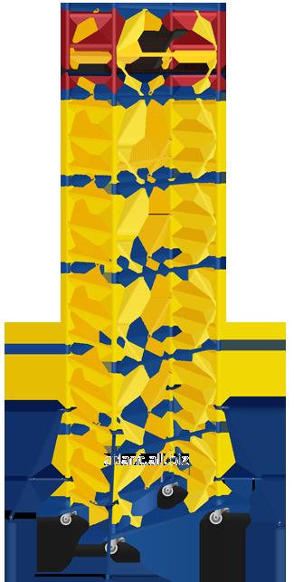 Вышка-тура 1.2м x 2.0м «Атлант» (16+1)