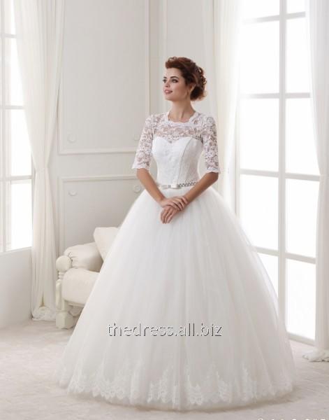 Фатин кружево на свадебное платье