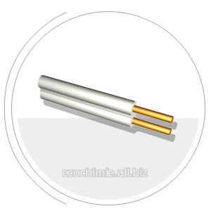 Провода с поливинилхлоридной изоляцией для электрических установок марок ПВ1, ПВЗ, ППВ