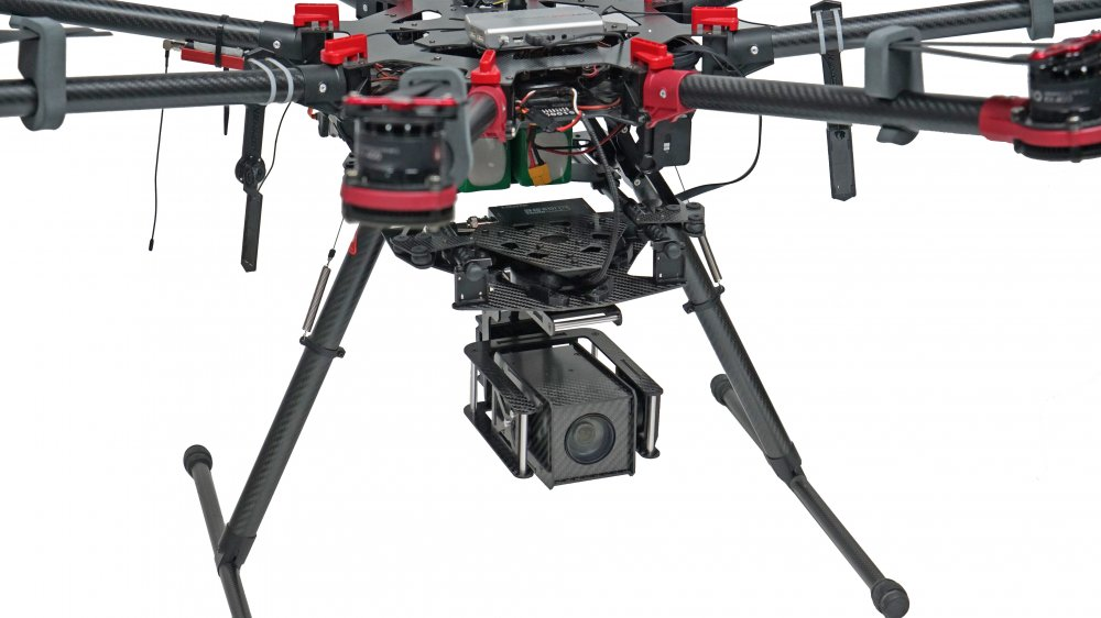 Buy Three-axial suspension with a chamber for the drone