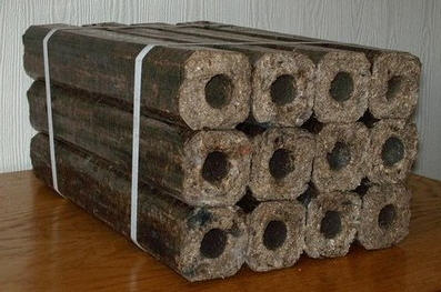 Купить Производим и реализуем древесный брикет