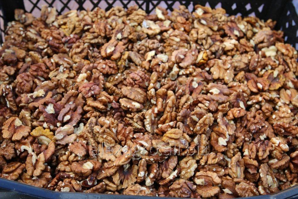 Грецкий орех микс 30% 1/2 светло янтарный