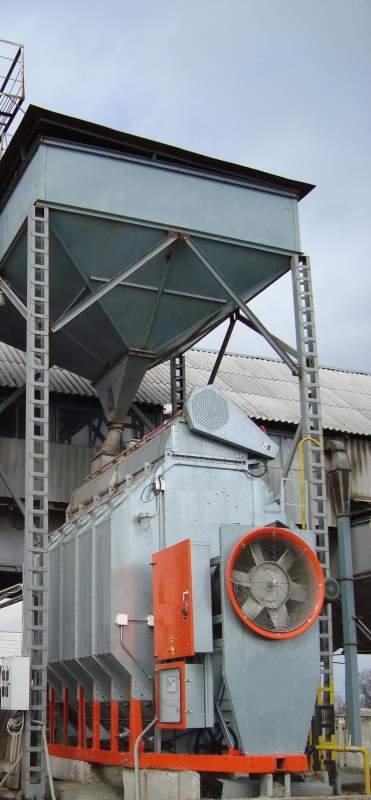 Buy Karavan-MMN, LLC. Zernosushilki elevator productions of Turkey on gas. Installation and service zernosushilok