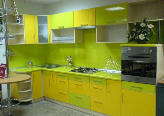 正面欧式厨房贴图