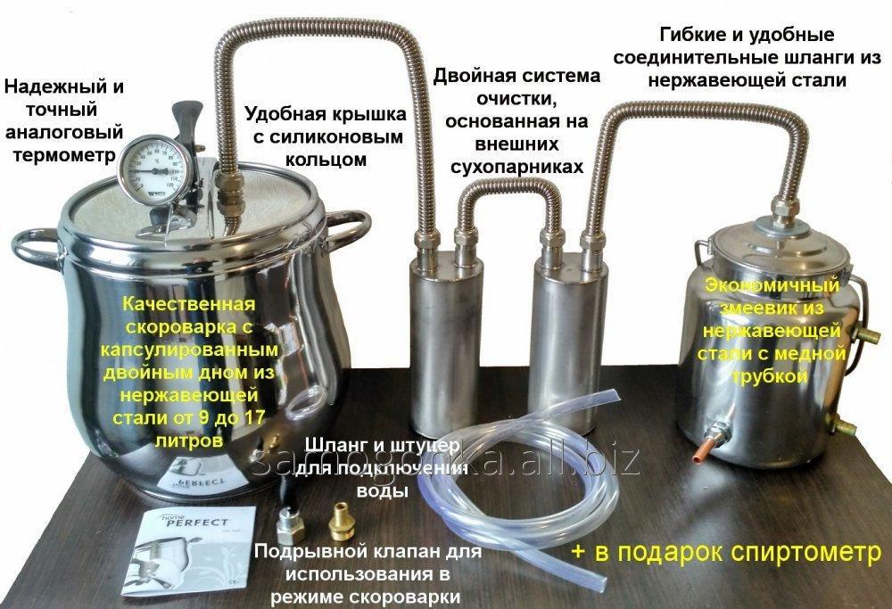 элитные самогонные аппараты каталог товаров
