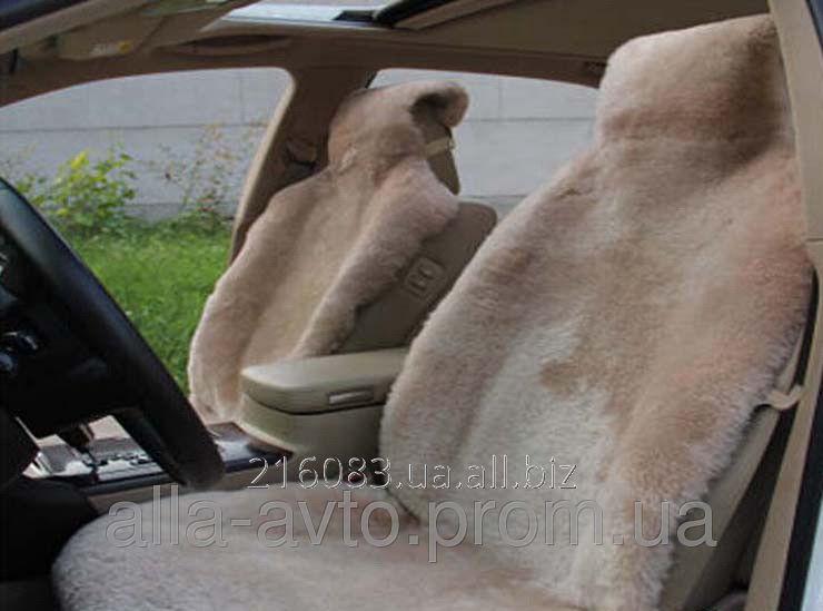 Купити Накидки на автомобільні сидіння