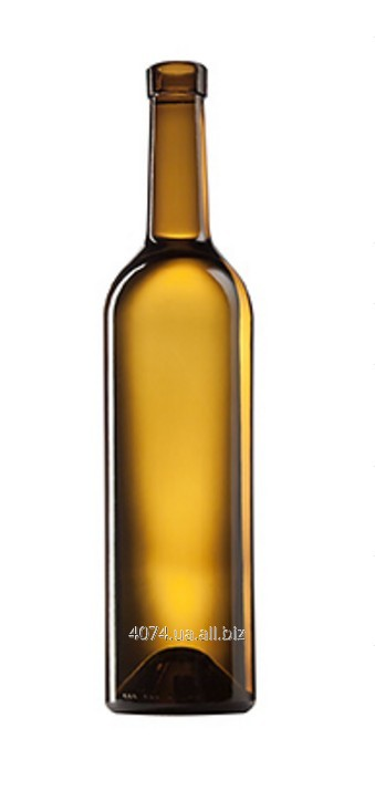 Пляшка скляна Bordolesse USA 750ml  Номер  26308